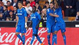 Валенсия – Хетафе – 1:2 – видео голов и обзор матча