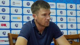 Юрий Максимов был удален за удар игрока соперника