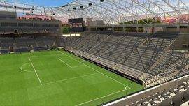 В Лос-Анджелесе открыли новый стадион