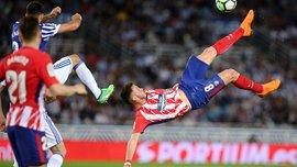 Реал Сосьедад – Атлетико – 3:0 – видео голов и обзор матча