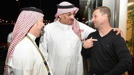Ребров узнал об увольнении из Аль-Ахли от журналиста