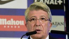 Президент Атлетико: Сезон можно считать успешным для нас