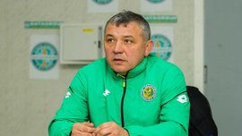 Косевич стал лучшим тренером 28 тура Первой лиги
