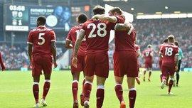 Вест Бромвіч – Ліверпуль –2:2 – відео голів та огляд матчу