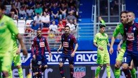Эйбар – Хетафе – 0:1 – видео гола и обзор матча