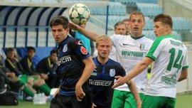 Чорноморець – Олександрія – 1:3 – відео голів та огляд матчу