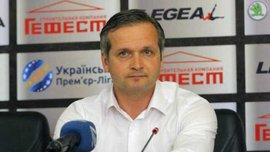Фролов: Чорноморець не заслуговував на поразку