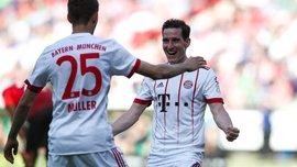 Ганновер–Бавария–0:3 – видео голов и обзор матча
