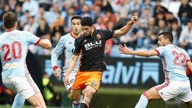 Сельта–Валенсія–1:1 – відео голів та огляд матчу