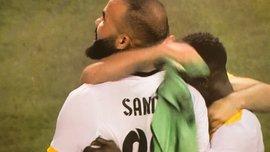 Беневенто здобув свою першу виїзну перемогу в Серії А