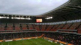 ЧМ-2018: в России открыли два стадиона – Мордовия Арену и Волгоград Арену