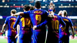 Барселона – Севилья – 5:0 – видео голов и обзор матча