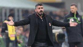 Гаттузо прокоментував поразку Мілана від Беневенто
