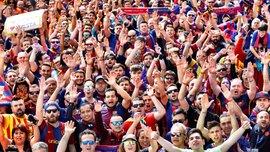 Севилья – Барселона: болельщики каталонцев освистали гимн Испании