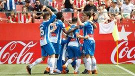 Жирона – Эспаньол – 0:2 – видео голов и обзор матча