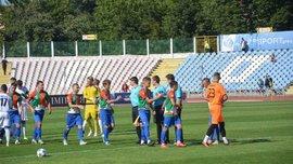 Перша ліга: Черкаський Дніпро здолав Авангард, Арсенал виграв у Жемчужини