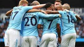 Манчестер Сити – Суонси – 5:0 – видео голов и обзор матча
