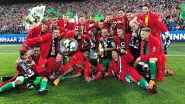 Фейєнорд розбив АЗ і здобув Кубок Нідерландів