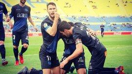 Лас-Пальмас – Алавес – 0:4 – видео голов и обзор матча