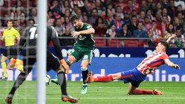 Атлетіко–Бетіс–0:0 – відеоогляд матчу