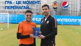 Тайсон и Исмаили получили награду Pepsi Man of the Match
