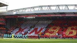 Рома отдала дань памяти жертвам трагедии Хиллсборо