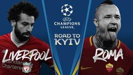 Ливерпуль – Рома – 5:2 – видео голов и обзор матча