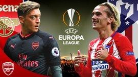 Арсенал – Атлетико – 1:1 – видео голов и обзор матча