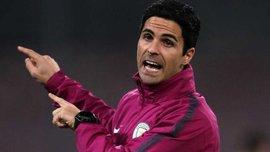 Виконавчий директор Арсенала хоче бачити Артету на посаді головного тренера