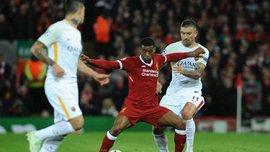 Ливерпуль – Рома: Вейналдум круто исполнил финт Зидана