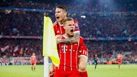 Бавария – Реал: Киммих открыл счет после ошибки Наваса