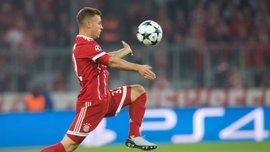 Киммих: Реал дважды ударил по воротам и дважды забил