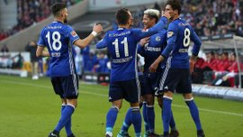 Шальке – Боруссия М – 1:1 – видео голов и обзор матча