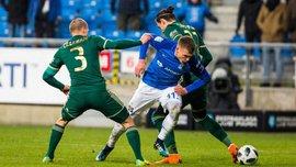 Хобленко забил за Лех, однако не помог команде избежать поражения