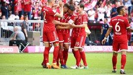Баварія – Айнтрахт – 4:1 – відео голів та огляд матчу