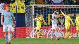 Вильярреал – Сельта – 4:1 – видео голов и обзор матча