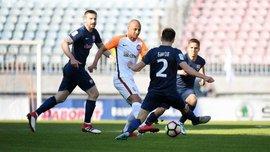 Маріуполь у матчі з Шахтарем повторив відразу два антирекорди Прем'єр-ліги 2017/18