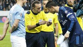 Реал - Бавария: Чакир рассудит матч 1/2 финала