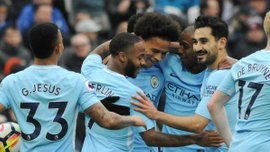 Вест Хем – Манчестер Сіті – 1:4 – відео голів та огляд матчу