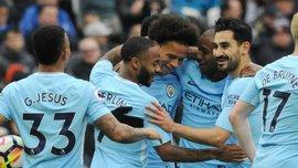 Вест Хэм – Манчестер Сити – 1:4 – видео голов и обзор матча