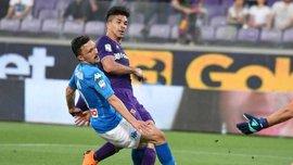Фиорентина – Наполи – 3:0 – видео голов и обзор матча