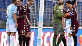 Лацио минимально одолел Торино