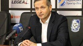 Фролов – найкращий тренер 29 туру УПЛ
