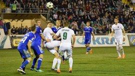Чеснаков: Не знаю, як пояснити пропущений гол від Динамо