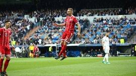 Реал – Баварія: Кімміх забив і став найкориснішим гравцем мюнхенців у Лізі чемпіонів 2017/18