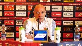 Дженоа продовжив контракт з головним тренером Баллардіні