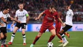 Рома – Ливерпуль: Джеко установил исторический рекорд римлян