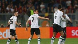 Рома – Ливерпуль: Милнер отличился курьезным автоголом