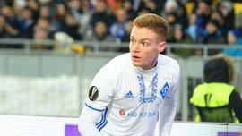 Циганков – найкращий гравець Динамо у квітні