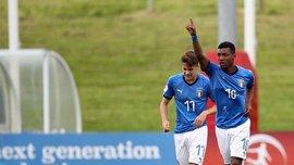 Евро-2018 U-17: Италия победила Швейцарию, Португалия и Норвегия сильнейшего не выявили